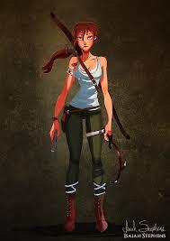 Lara Croft Tomb Raider Halloween Costume Artist Creates Disney Characters Halloween Costumes U0027s