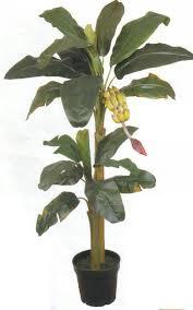mini banana tree artificial banana trees