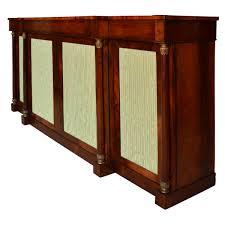 Break Front Cabinet Antique Regency Rosewood Breakfront Side Cabinet Richard Gardner