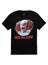 it pennywise say hello t shirt topic
