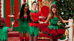 Seeking Santa Claus Episode Glee Previously Unaired Review A Timey Wimey