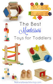 the best montessori toys for a 2 year living