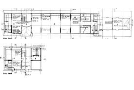 car service center floor plan avon old farms school stephen roberts holt architects
