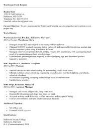 sle cover letter for warehouse position 28 images resume