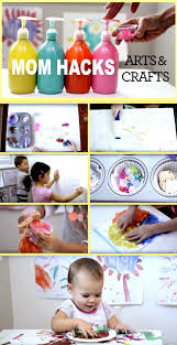 these 12 mom hacks will simplify your kid u0027s arts and crafts