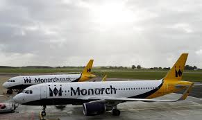 black friday flight specials passengers accuse airlines of cashing in on monarch u0027s collapse by