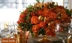 a classic thanksgiving flower arrangement thanksgiving