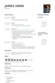 Computer Skills On Resume Examples by Referee Resume Samples Visualcv Resume Samples Database