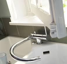 robinet cuisine escamotable sous fenetre best mitigeur sous fenetre retro ideas amazing house design