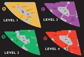 Montgomery Mall Map Mall Map