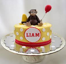 curious george cake topper confections cakes creations january 2015