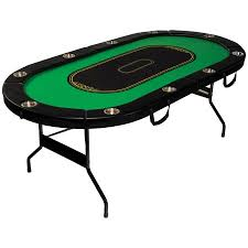 10 player poker table franklin sports deluxe foldable 10 player poker table walmart com