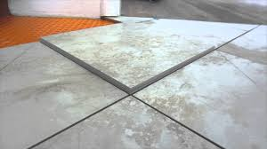 easy way to measure and ceramic tile for diagonal and