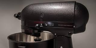 kitchenaid mixer amazon black friday kitchenaid has a new all black stand mixer because 2017 demands
