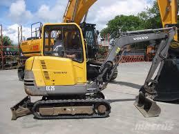 used volvo ec 25 mini excavators u003c 7t mini diggers for sale year