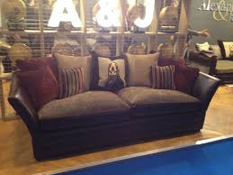 Leather And Fabric Sofas For Sale Sofa Leather And Fabric Sofas Memorable U201a Top U201a Enthrall Leather