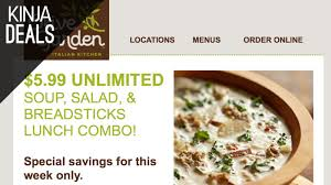 olive garden 5 99 unlimited 28 images best 25 monday friday