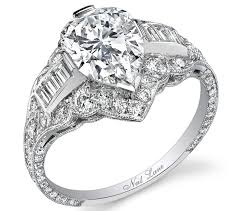 womens diamond rings why contemporary women prefer pear cut engagement rings