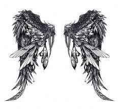 mister tattoos wings designs