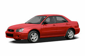 subaru 2004 wagon 2004 subaru impreza new car test drive