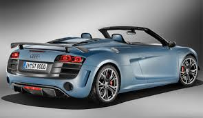 audi sports car audi r8 gt spyder sports car 333 lucky number dandy gadget