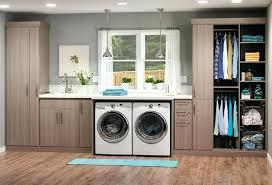 laundry room utility cabinet best laundry folding station ideas on
