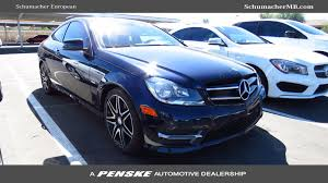 mercedes coupe c class 2014 used mercedes c class 2dr coupe c 250 rwd at mini