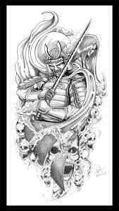 japanese tattoos especially samurai tattoo designs gallery picture