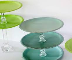 diy dollar store tiered party tray items needed silver serving