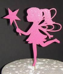 fairy cake topper fairy cake topper