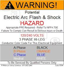 arc flash labels safety labels safety signs osha safety signs