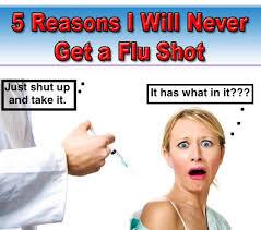 Flu Shot Meme - flu vaccine banners