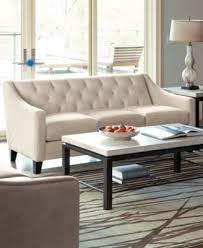 chloe velvet tufted sofa chloe velvet tufted sofa furniture macys pertaining to velvet tufted