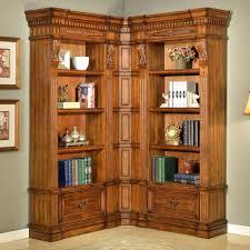 Small Billy Bookcase Bookcase Corner Bookshelf Unit Corner Unit Shelves Wood Ikea