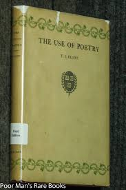 the use of poetry and the use of criticism studies in the