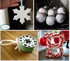 Making Christmas Ornaments - 19 home made christmas ornaments to make tip junkie