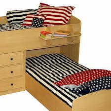 Americana Bunk Bed Hugger Fitted Comforter - Fitted bunk bed sheets