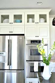 Kitchen Cabinets With Glass Doors  Fitboosterme - Kitchen cabinets with frosted glass doors