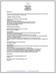 Sample Template For Resume How To Write An Excellent Resume Sample Template Of An