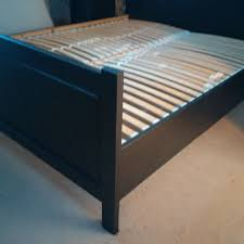 Bed Frame Only Bed Kingsize Ikea Hemnes Bed Frame Only In Lurgan County