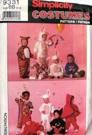 simplicity halloween costume patterns 130 best costume patterns for the whole family images on pinterest