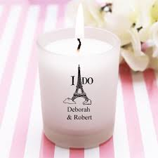 personalized candle personalized frosted glass candle holder personalized