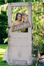 country wedding sayings door wedding photo booth wedding country