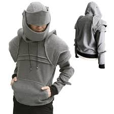 armour sweater armored armor pullover hoodie