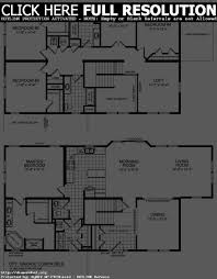 100 5 bedroom floor plans traditional house 1 story flat two