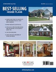 best selling house plans creative homeowner creative homeowner