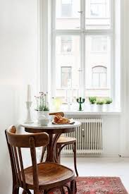 Ways To Make A Small Kitchen An EatIn Apartment Therapy - Kitchen table for small spaces