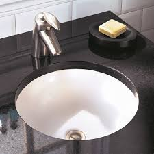 Undercounter Bathroom Sink Orbit Undercounter Bathroom Sink American Standard