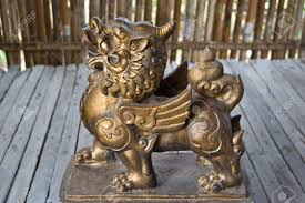 pixiu statue pixiu is a luck statue stock photo picture and royalty free