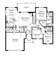 Small Bungalow House Plans Smalltowndjs by One Level Home Plans 28 Images Floorplan 2 3 4 Bedrooms 3